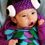 (20 crafty days of halloween) diy baby fish costume