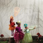 (20 crafty days of halloween) woodland sprite costumes from martha stewart