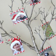 Christmas Photo Ornament DIY Tree Home Decor