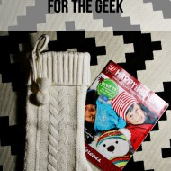 (20 crafty days of christmas) stocking stuffer creative gift ideas for the geek