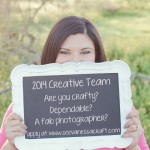 (see vanessa craft) creative team 2014 – accepting applications