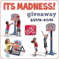 (giveaway) win a step2 basketball hoop