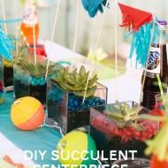 (party hop) summer fiesta fringe crafts