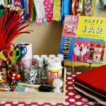 (party in a jar) $75+ craft supply giveaway