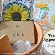 (craft tutorial) teacher appreciation gift idea
