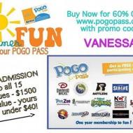 (arizona) pogo pass summer fun giveaway