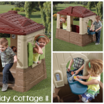 (giveaway) win a step2 neat & tidy cottage ii playhouse