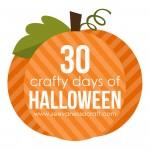 (30 crafty days of halloween) halloween shadow puppets
