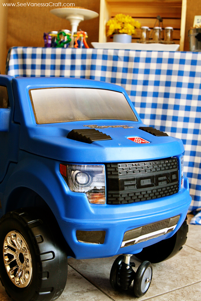 toy raptor truck with Party Little Blue Truck Play Date With The Step2 Raptor on Crushing Hoons 21085 further Watch in addition 1605 Overland Buyers Guide Best Products For Your Next Expedition further 2013 Ford F 150 SVT Raptor SuperCrew Pickup W C er Blue Kinsmart 5502D 1 46 Scale Diecast Model Toy Car P1575 furthermore Coolest Guy At The Boat R.