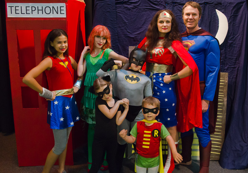 30 Crafty Days Of Halloween Diy Superhero Capes And