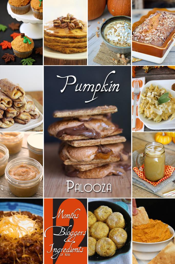 12 Pumpkin Recipes / www.seevanessacraft.com