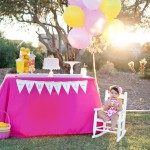 Amelia's First Pink Lemonade Birthday