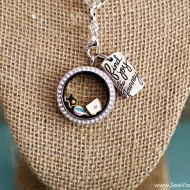 (origami owl) oh the places you'll go living locket