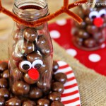 DIY Reindeer Milk Bottle | www.seevanessacraft.com