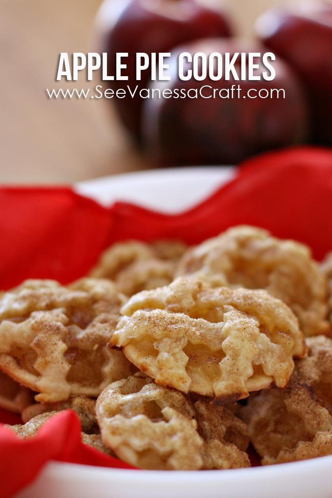 Apple Pie Cookies 7 web