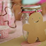 Gingerbread Playdough Kit Gift Idea