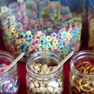 Party: Camping with Kellogg's Cereal