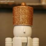 (diy tutorial) thrifted nutcracker makeover
