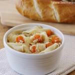 Recipe | Crock Pot Chicken Noodle Soup
