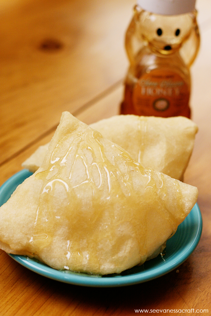 New Mexican Style Sopapillas