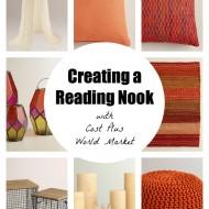 DIY: Creating a Reading Nook