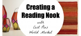 Creating A Reading Nook