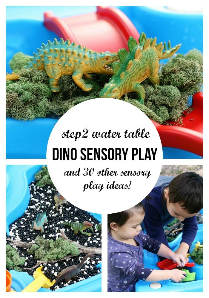DINO Sensory Bin