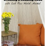 DIY: Creating a Reading Nook