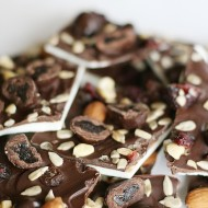 Recipe: Fruit and Nut Chocolate Bark