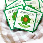 Printable: Lucky Penny St. Patrick's Day Cards