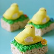 Recipe: Peeps Easter Cereal Treats