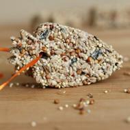 Craft: Bird Seed Ornaments