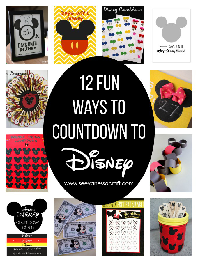 photograph about Disney Countdown Calendar Printable referred to as Boy or girl Helpful: 12 Pleasurable Techniques in the direction of Countdown in the direction of Disney - View
