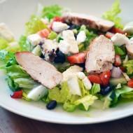 Recipe: Mediterranean Chop Salad