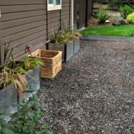 DIY: Industrial Inspired Planter Box