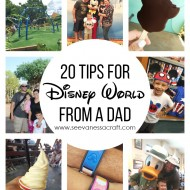 Travel: 20 Walt Disney World Tips from a Dad