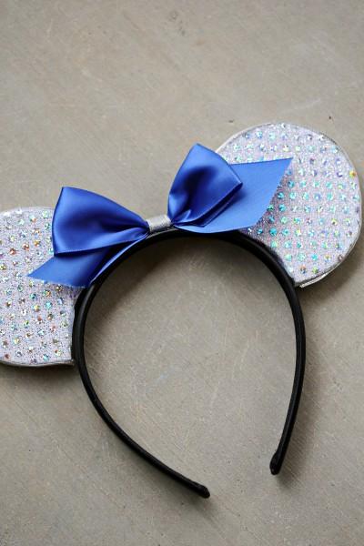 DIY Star Wars R2D2 Mickey Ears