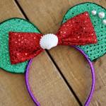 Craft: Disney Little Mermaid Ears