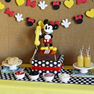 Party: Mickey Mouse Disney Trip Reveal Breakfast