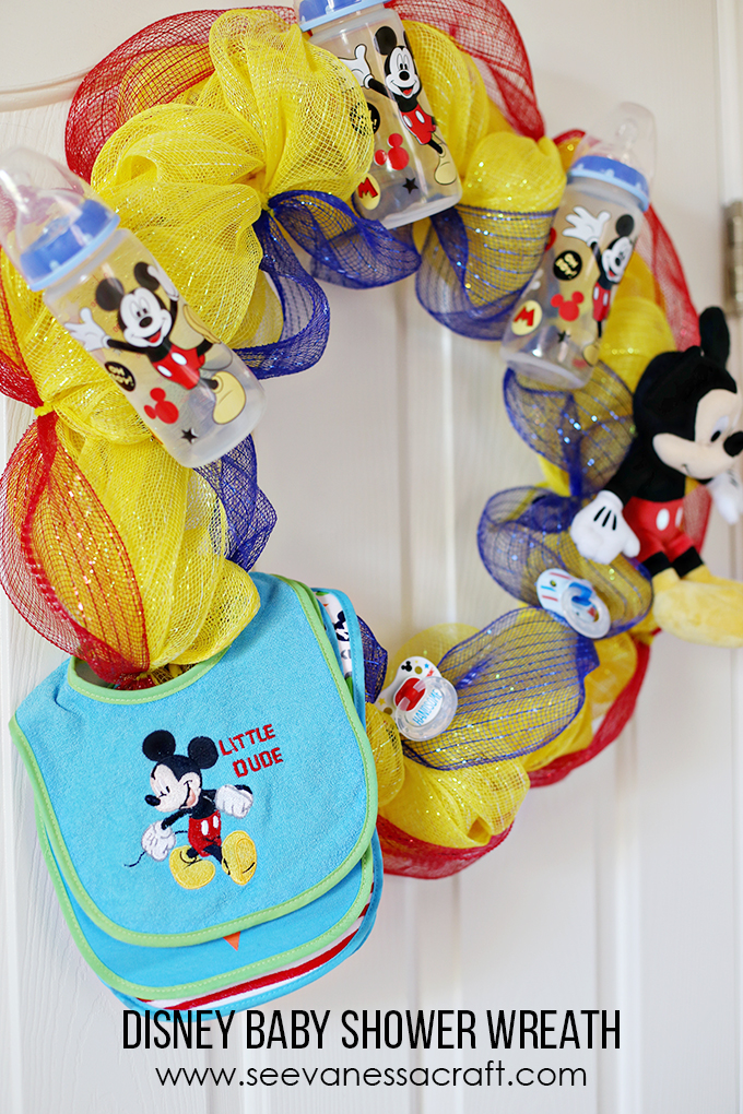 MickeyBabyShowerWreath HERO2