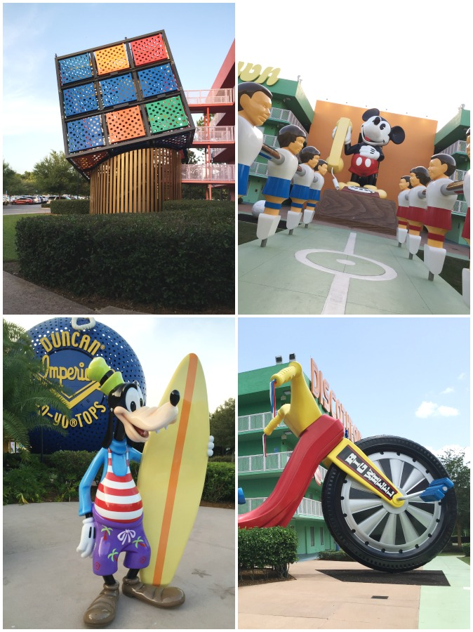 POP Century Disney Resort