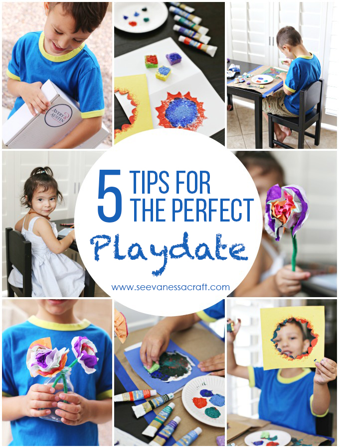 5 Tips for Planning the Perfect Playdate