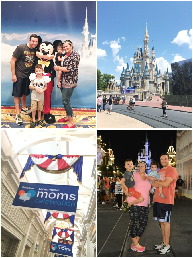 Disney Social Media Moms Celebrations