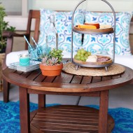 Party: Outdoor Entertaining & Patio Makeover