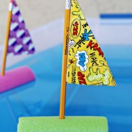 Craft: 35+ Summer Boredom Buster Ideas For Kids
