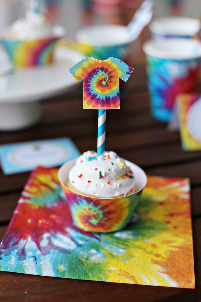 Party 5 Tie Dye Party Tips For Kids See Vanessa Craft