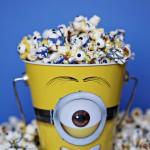 Recipe: Minions Chocolate Popcorn