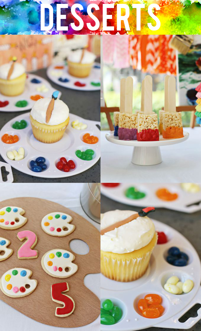 Party Party Desserts copy