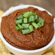 Recipe: Spicy Black Bean Dip