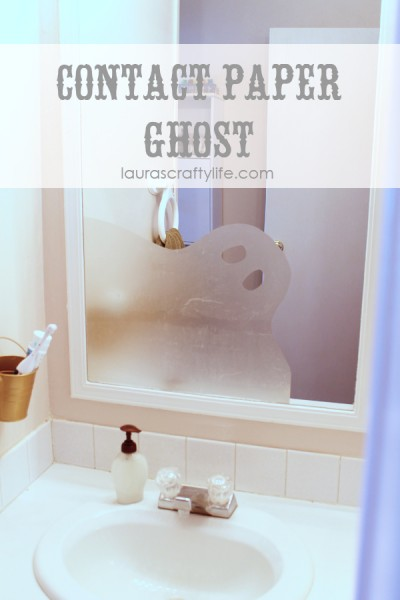 Contact-Paper-Ghost-by-Lauras-Crafty-Life
